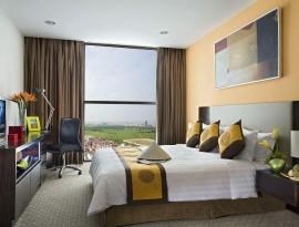 Cho thuê căn hộ The Prince Residence 1 phòng ngủ/1wc