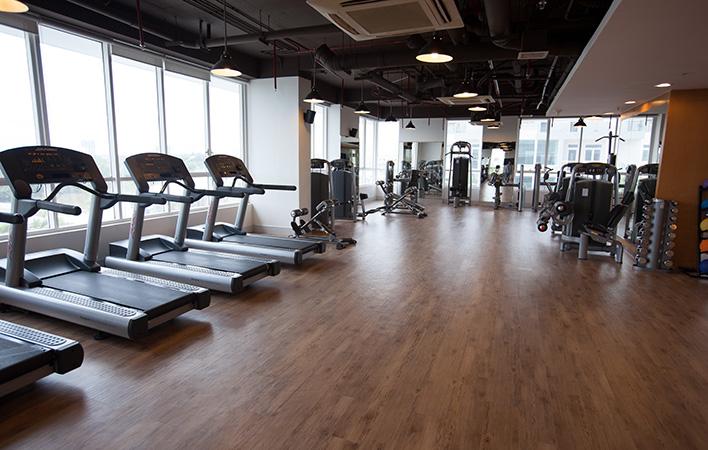 the prince - phong Gym