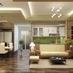 Cho thuê căn hộ The Prince Residence 3 PN/2wc giá tốt