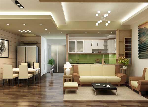 Cho thuê căn hộ The Prince Residence