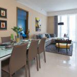 Cho thuê căn hộ Prince đường Nguyễn Văn Trỗi, giá 22 triệu/tháng, 110m2, 3PN, 2WC, full nội thất đẹp